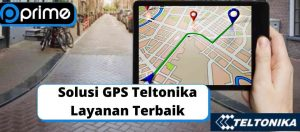 Solusi GPS Teltonika Layanan Terbaik